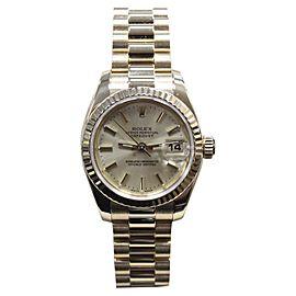 Rolex President Datejust 179178 26mm Womens Watch