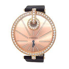 Cartier Captive De WG800003 50mm Womens Watch