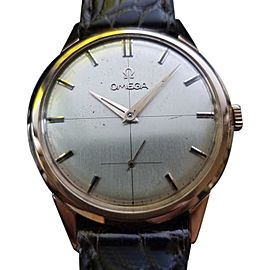 Omega Vintage 35mm Mens Watch 1950s