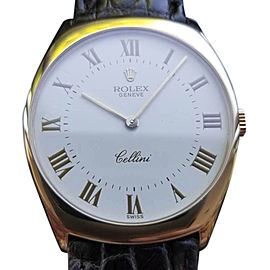 Rolex Cellini 4133 31mm Mens Watch