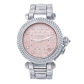 Cartier Pasha 2308 35mm Womens Watch