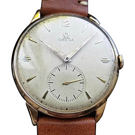 Omega Vintage 37mm Mens Watch 1940s