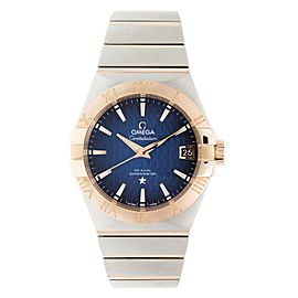 Omega Constellation 123.20.38.21.03.001 38mm Mens Watch