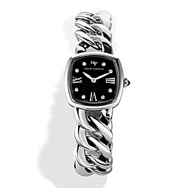 David Yurman Albion T9005QSSTBRAC 23mm Womens Watch