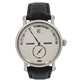 Chronoswiss Delphis Jump CH1423 38mm Mens Watch