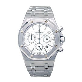 Audemars Piguet Royal Oak Chronograph 26300ST.OO.1110ST.07 39mm Mens Watch