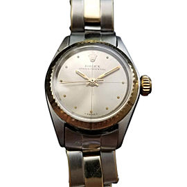 Rolex Oyster Perpetual Vintage 25mm Womens Watch