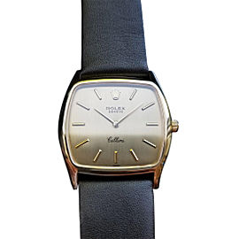 Rolex Cellini 3805 Vintage 32mm Mens Watch