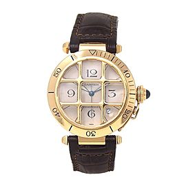 Cartier Pasha Grille 1021 38mm Mens Watch