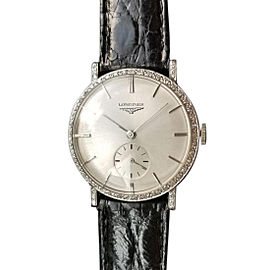 Longines Dress Vintage 32mm Mens Watch