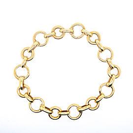 Aaron Basha 18k Yellow Gold Bracelet