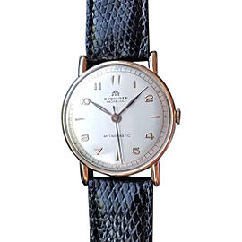 Bucherer Dress 1148 Vintage 35mm Mens Watch