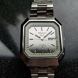 Seiko Seiko 5 6319-5090 Vintage 35mm Mens Watch
