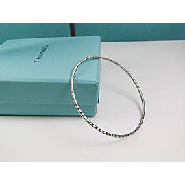 Tiffany & Co. Paloma Picasso Sterling Silver Bangle Bracelet