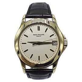 Patek Philippe Calatrava 5107J 37mm Mens Watch