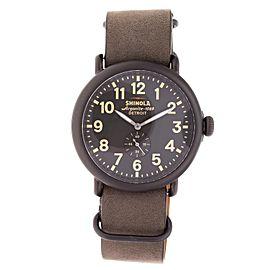 Shinola The Runwell 10000169 47mm Mens Watch
