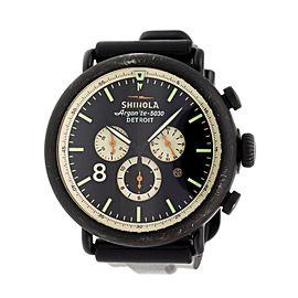 Shinola The Runwell 10000076 47mm Mens Watch