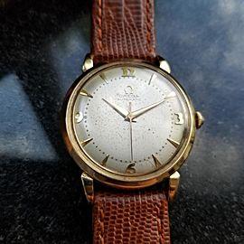 Omega Bumper Vintage 32mm Mens Watch