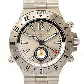 Bulgari Diagono GMT40S 36mm Mens Watch
