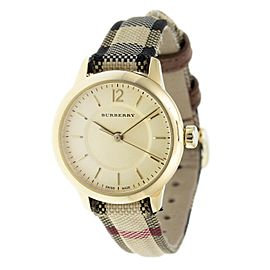 Burberry The Classic Round BU10201 26mm Womens Watch