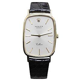 Rolex Cellini 4113 26mm Womens Watch