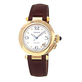 Cartier Pasha 1035 35mm Womens Watch
