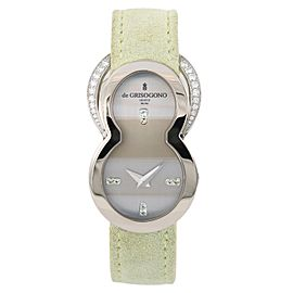 De Grisogono Be Eight 26mm Womens Watch
