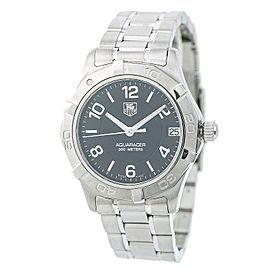 Tag Heuer Aquaracer WAF1110 34mm Womens Watch