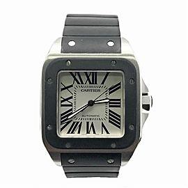 Cartier Santos 100 38.0mm Mens Watch