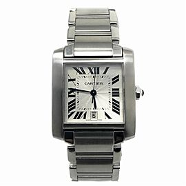Cartier Francaise 100 32.0mm Mens Watch