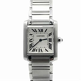 Cartier Francaise 100 30.0mm Mens Watch