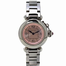 Cartier Pasha W3140008 27.0mm Womens Watch
