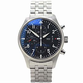 Iwc Pilot IW377704 43.0mm Mens Watch