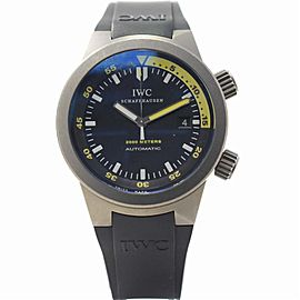 Iwc Aquatimer 42.0mm Mens Watch