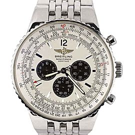 Breitling Navitimer Heritage Flyback A35340 43mm Mens Watch
