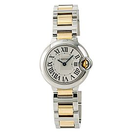 Cartier Ballon W69007Z3 28mm Womens Watch