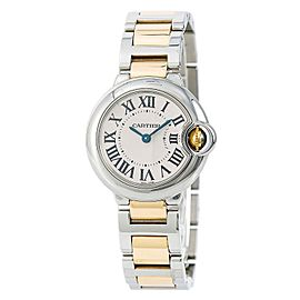 Cartier Ballon W2BB0010 28mm Womens Watch