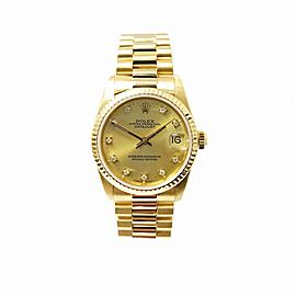 Rolex Datejust 68278 31.0mm Womens Watch