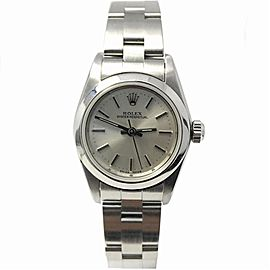 Rolex Oyster Perpetual 76080 26mm Womens Watch