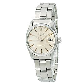 Rolex Date 6534 Vintage 34mm Mens Watch