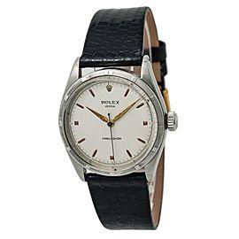 Rolex 6223 Vintage 34mm Mens Watch