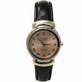 Rolex Cellini 6672 26mm Womens Watch