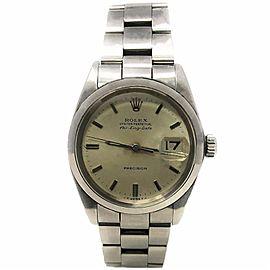 Rolex Air-king 5700 Vintage 34mm Mens Watch