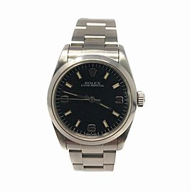Rolex Oyster Perpetual 67480 31mm Mens Watch