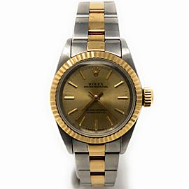 Rolex Oyster Perpetual 67193 26mm Womens Watch