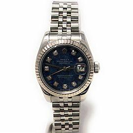 Rolex Datejust 179174 26.0mm Womens Watch