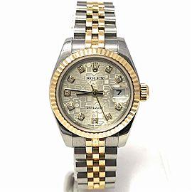 Rolex Datejust 179173 26.0mm Womens Watch