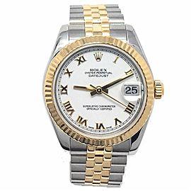 Rolex Datejust 178273 31.0mm Womens Watch