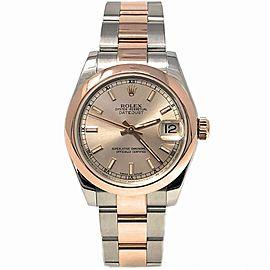 Rolex Datejust Oyster 31.0mm Womens Watch