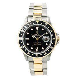 Rolex GMT Master ll 16713 40mm Mens Watch